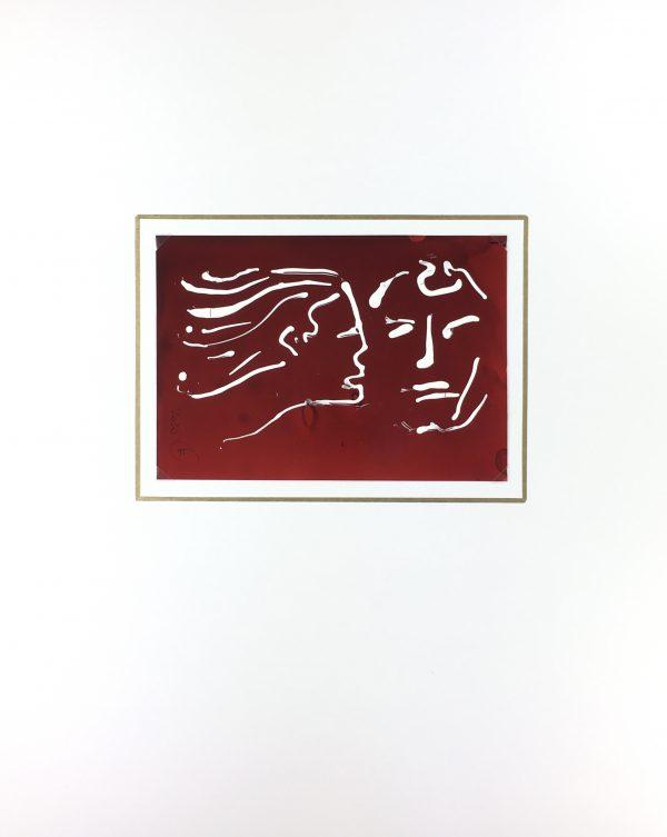 Figures Original Art - Figures, F. Fortoul, 2020