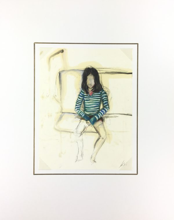 Figures Original Art - Bus Ride, Christian Kuk, 2012