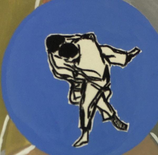 Figures Original Art - Martial Arts, C.1970