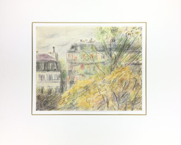 Paris, France Original Art - Paris, Gabriel Spat (1890-1967), C.1930