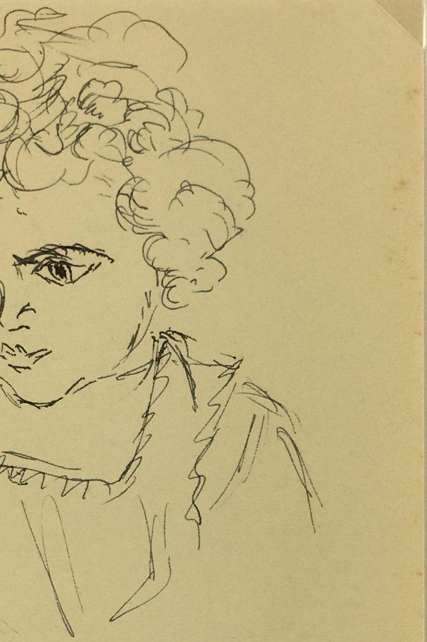 Portraits Original Art - Child, C.1930
