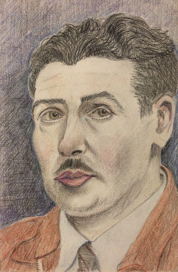 Portraits Original Art - Portrait, C.1930