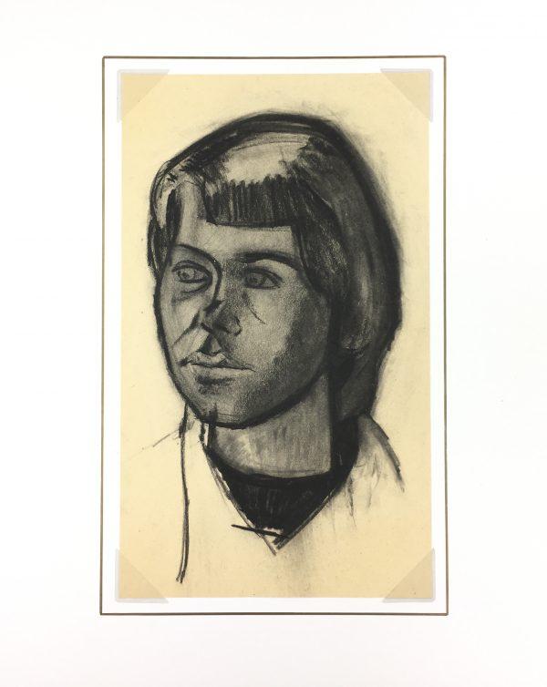 Portraits Original Art - Portrait, C.1960