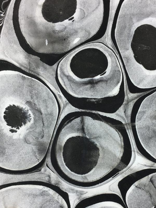 Spe Modern Original Art - Circles, Spe, 2017