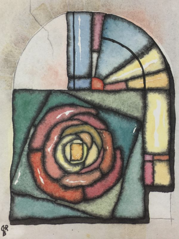 Surreal Modern Original Art - Autodidakt, C. Bernhard, 2001